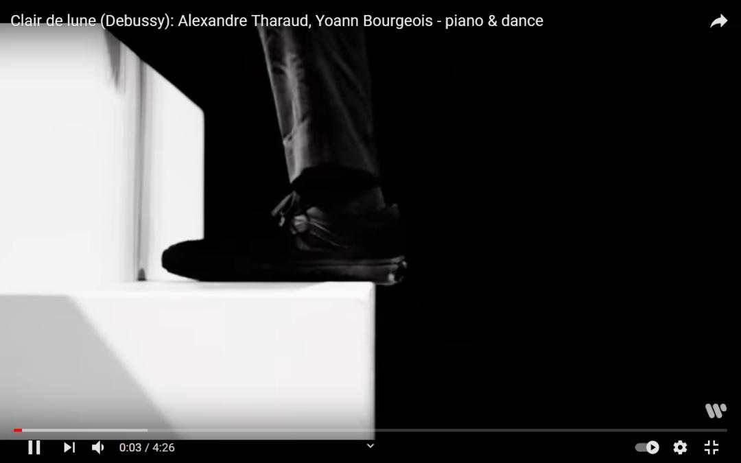 Tharaud, Debussy und die hohe Kunst des langsam-explosiven Tanzes
