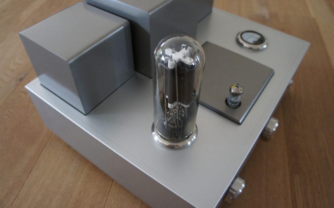 Roeder 211 Mono-Röhrenverstärker – Fotoimpressionen Teil 1