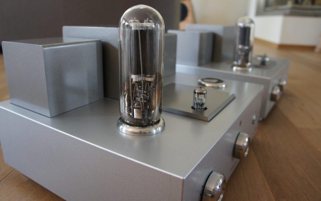 Roeder 211 Mono-Röhrenverstärker – Fotoimpressionen Teil 3