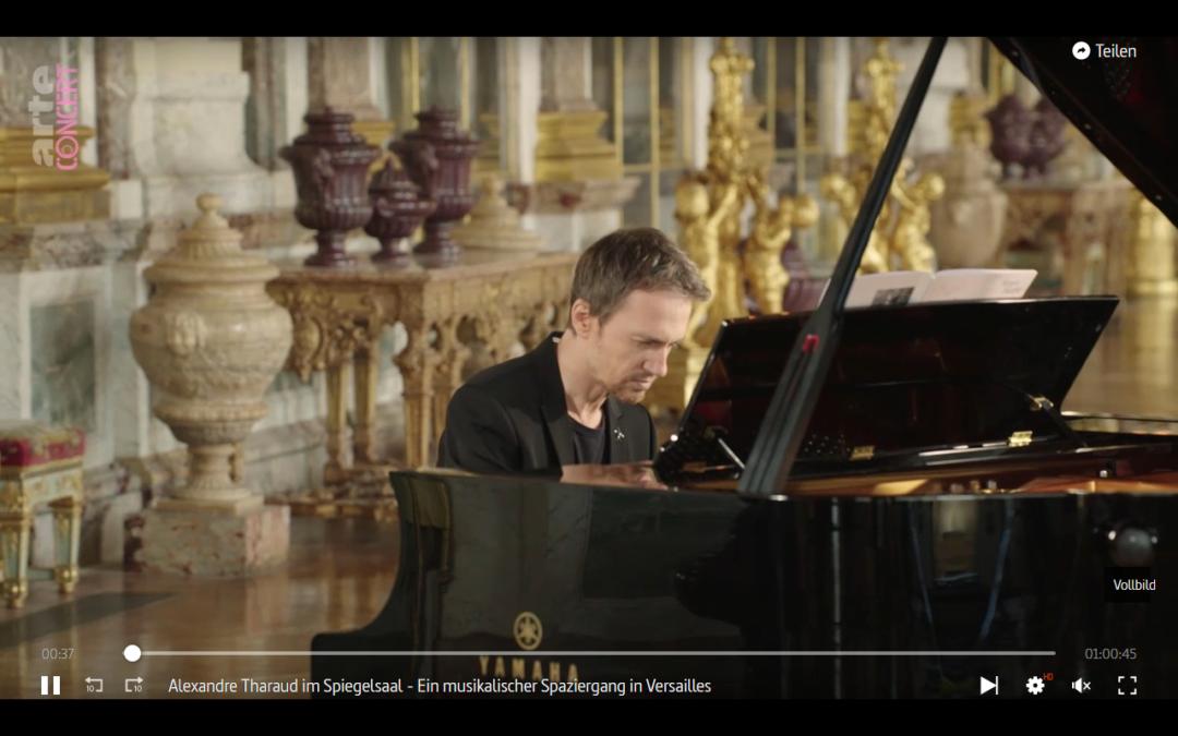 ARTE TV: Alexandre Tharaud und der Sonnenkönig