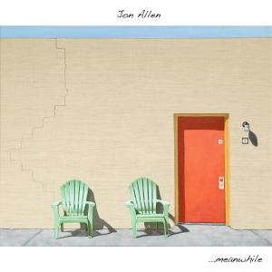 """Neues Album von John Allen: """"…meanwhile"""""""