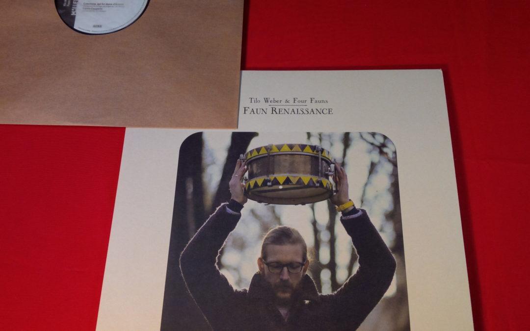 """Mein Hörtipp: Tilo Weber & Four Fauns: """"Faun Renaissance"""""""