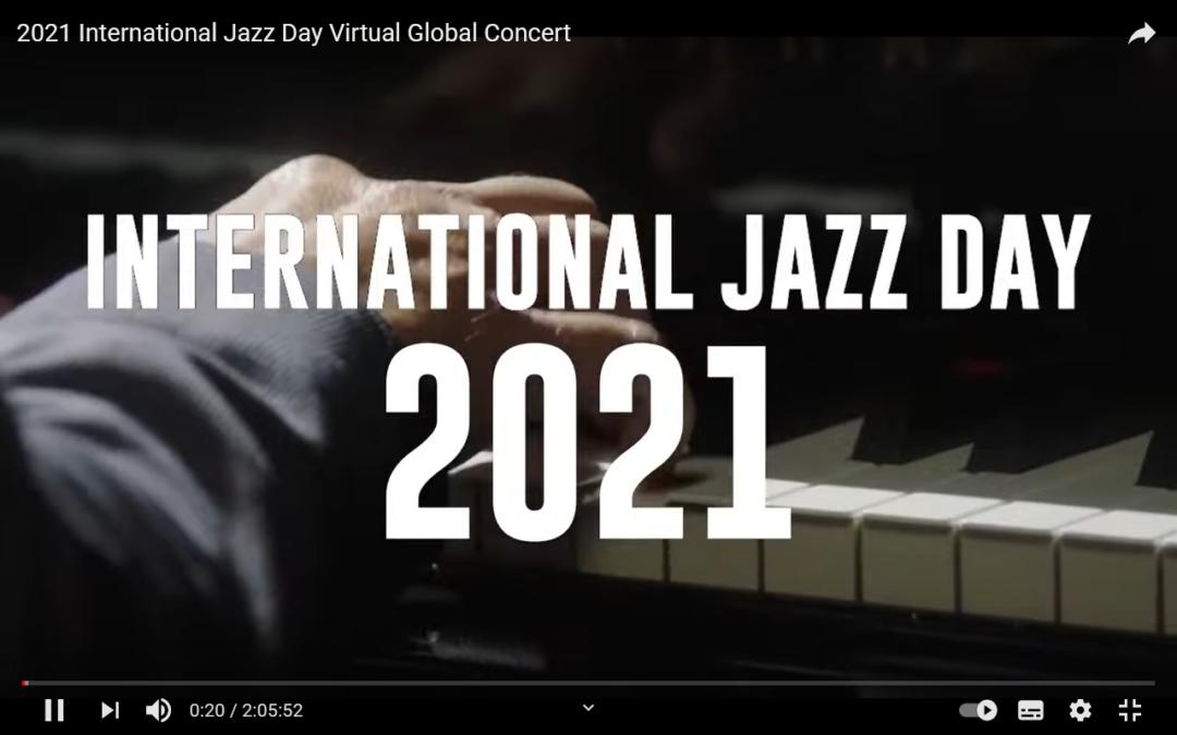 Das International Jazz Day Virtual Global Concert 2021
