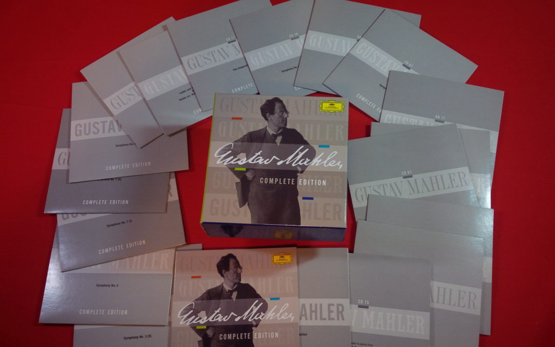 Vor 110 Jahren starb Gustav Mahler