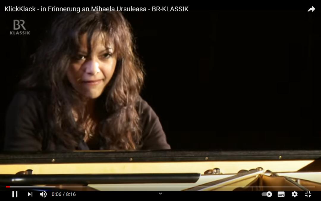 Eine Erinnerung an die großartige Mihaela Ursuleasa