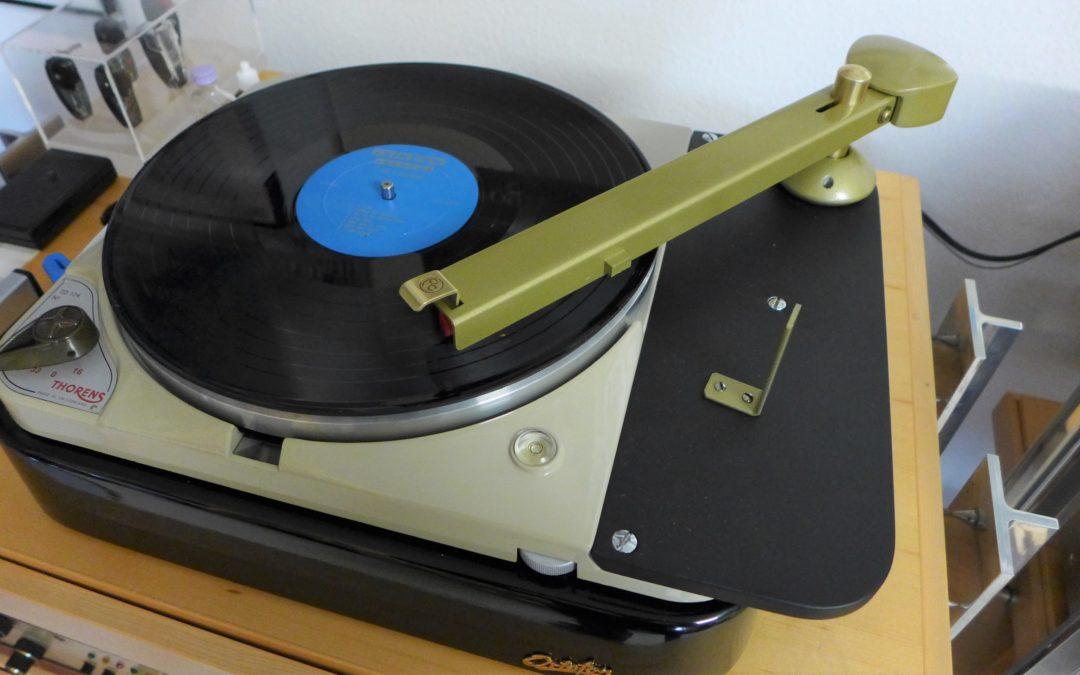 Reine Zweckform: Studiotonarm Pickering 190 D