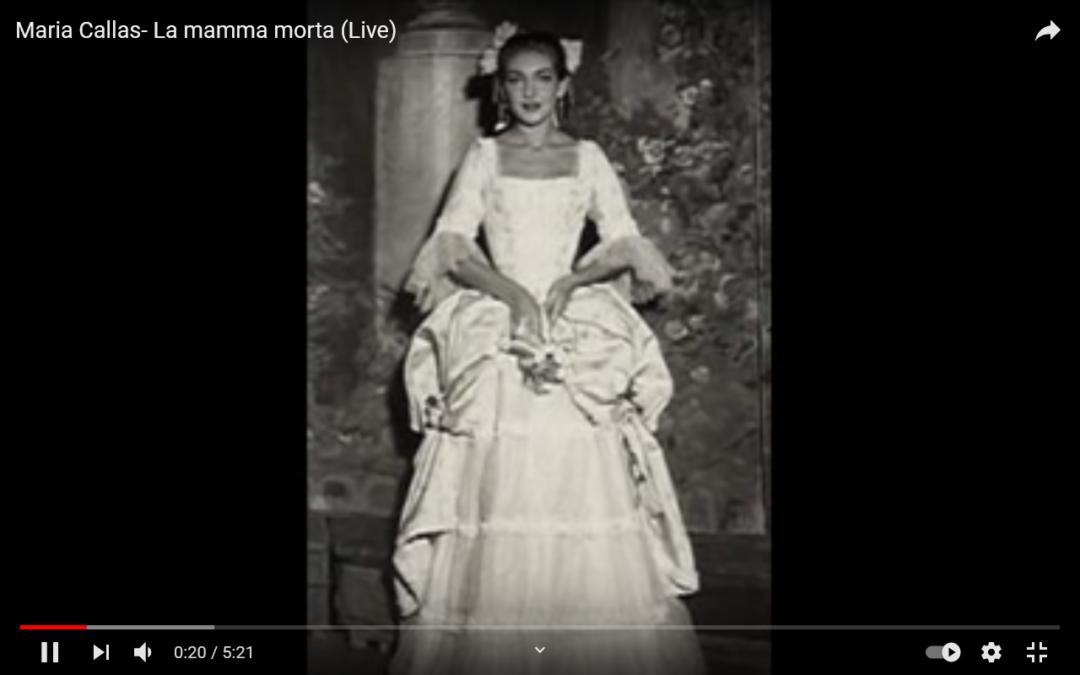 """Vor 115 Jahren wurde """"Andrea Chénier"""" uraufgeführt. Callas oder Tebaldi? Oder doch Netrebko? Entscheiden Sie selbst!"""