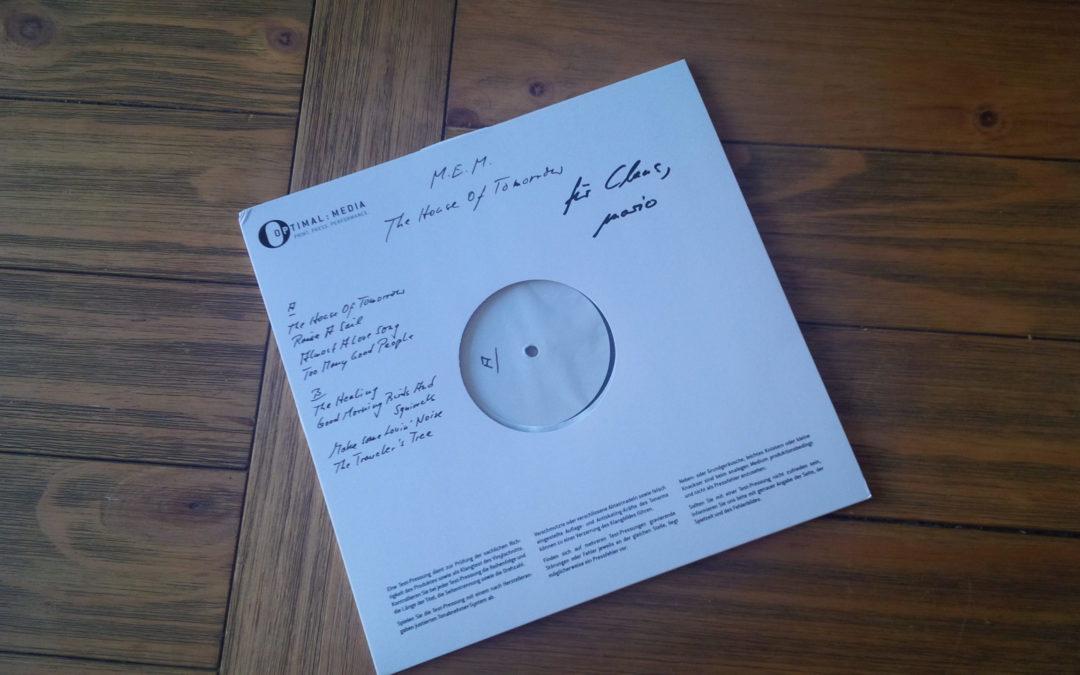 """Neues Vinyl Album von Mobile Ethnic Minority """"The House Of Tomorrow"""" erscheint am 04.06.2021"""
