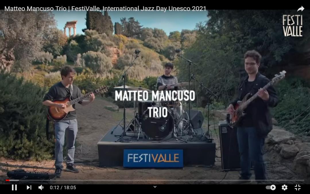 Matteo Mancuso Trio…so jung und schon so gut…