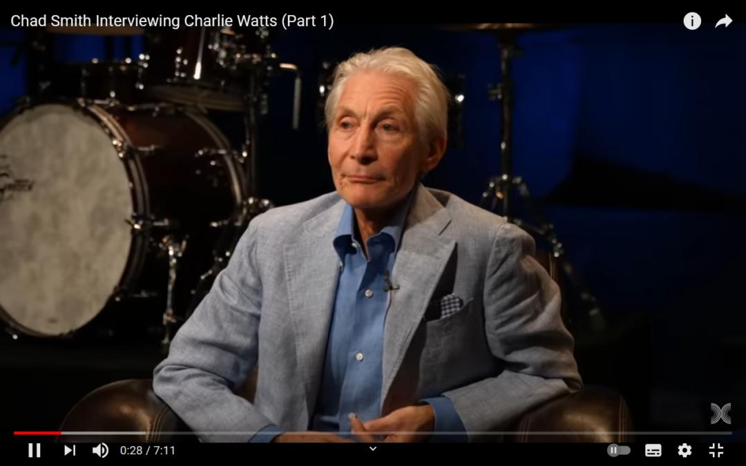 Charlie Watts ist gestorben