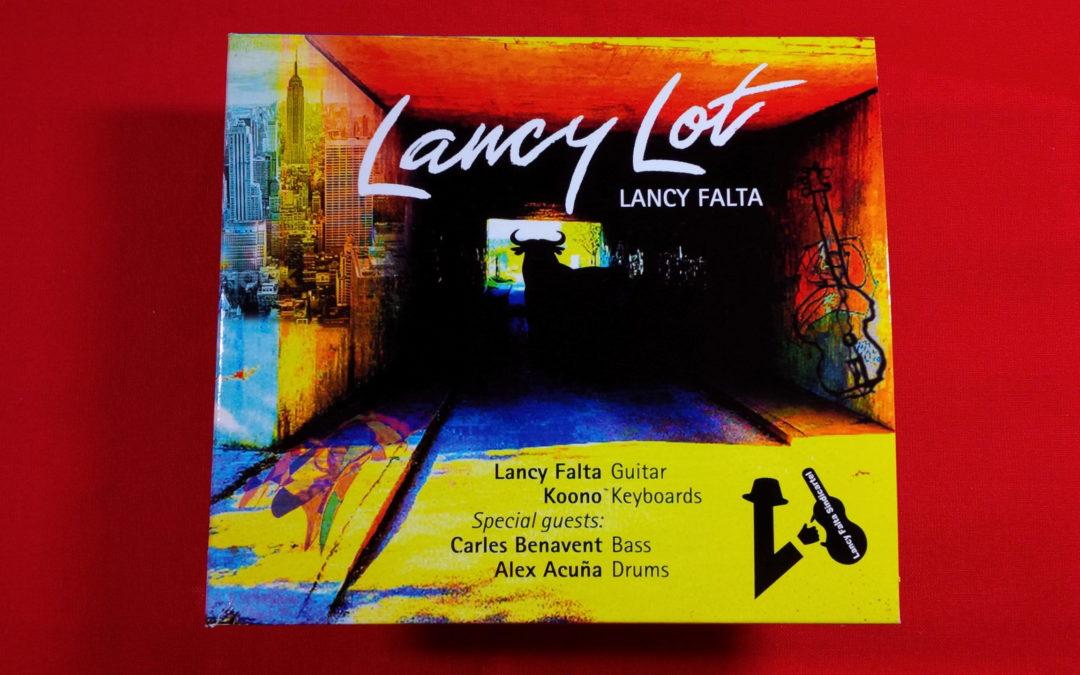 Am 23.07 erscheint ein neues Album von Lancy Falta!