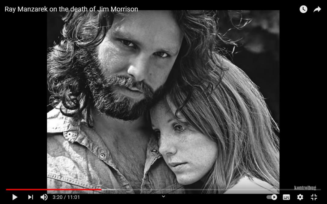 Heute vor 50 Jahren starb Jim Morrison