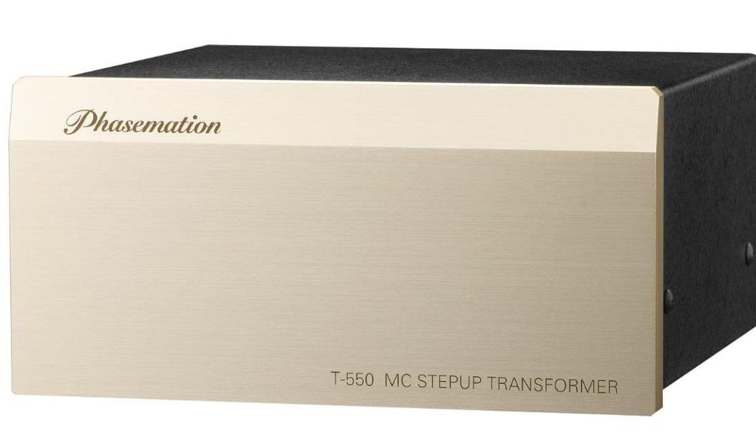 Neuer Übertrager von Phasemation: T-550