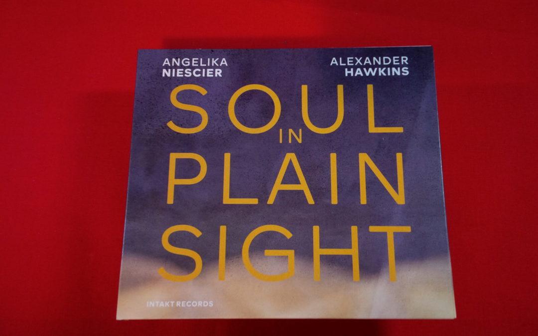 Mein Hörtipp:  Angelika Niescier und Alexander Hawkins: Soul in Plain Sight