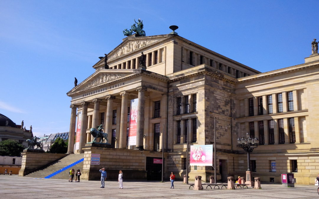 Die Kultur in Berlin ist wieder auferstanden!