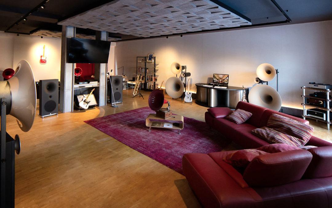 Sound Heaven – Neues Studio für High-End-Audiosysteme in Heidelberg