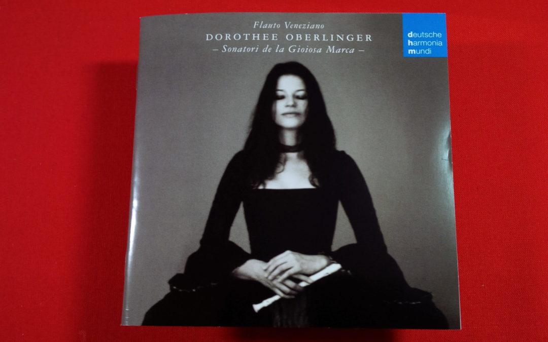 Mein Hörtipp: Flaute Veneziano, Dorothee Oberlinger – Sonatori de la Gioiosa Marca
