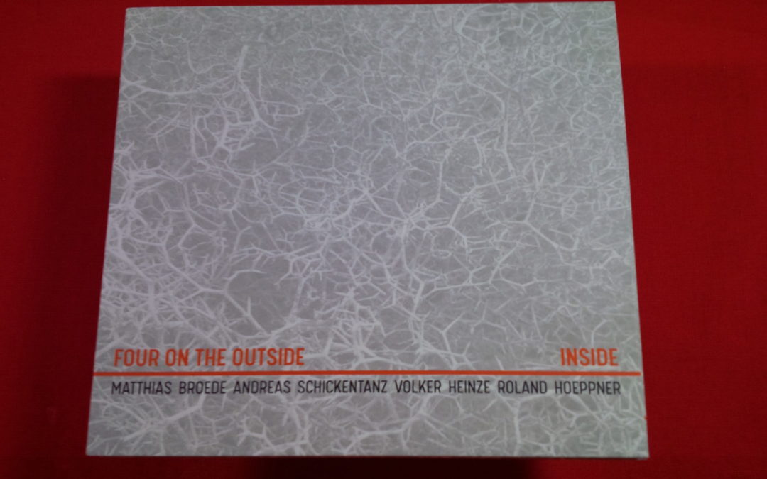 Mein Hörtipp: Four on the outside: inside!