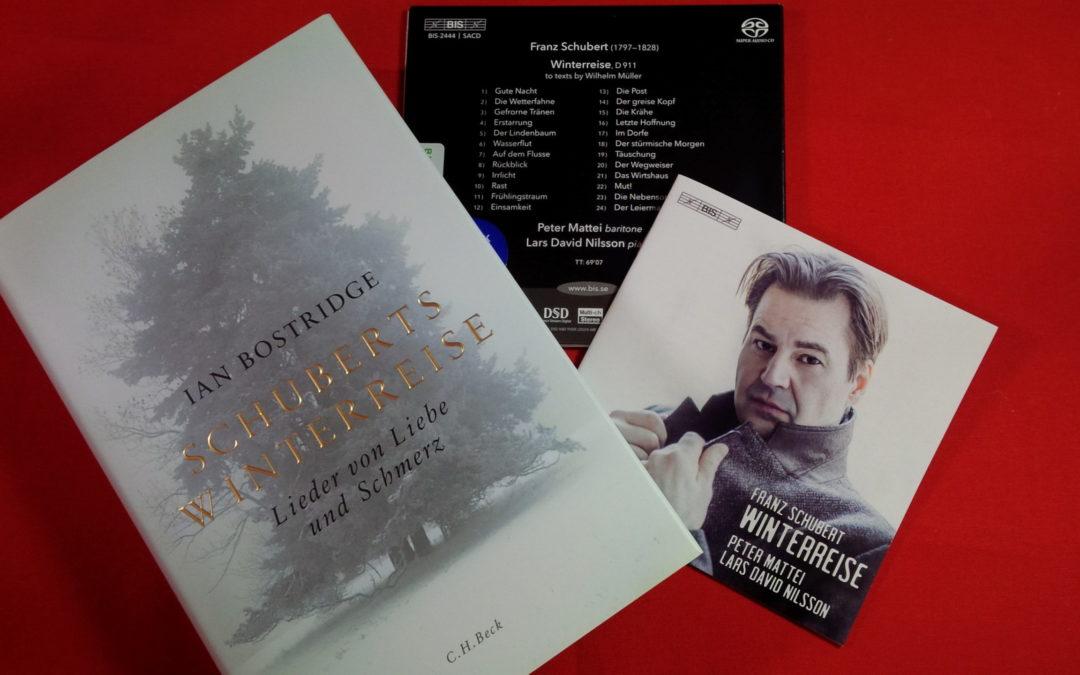 Mein Hörtipp: Schubert – Winterreise mit Peter Mattei (Bariton) und Lars David Nilsson (Klavier)