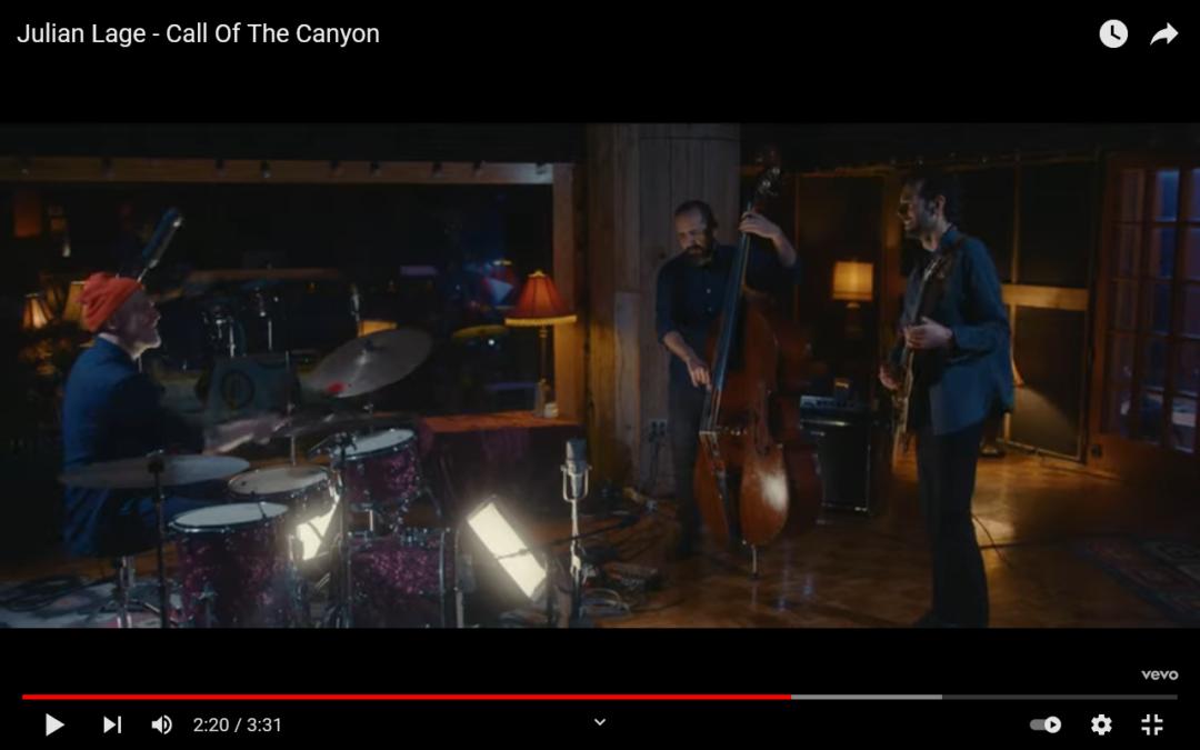 Neues Video von Julian Lage! Unbedingt ansehen und anhören! DER Sound zum Herbst!