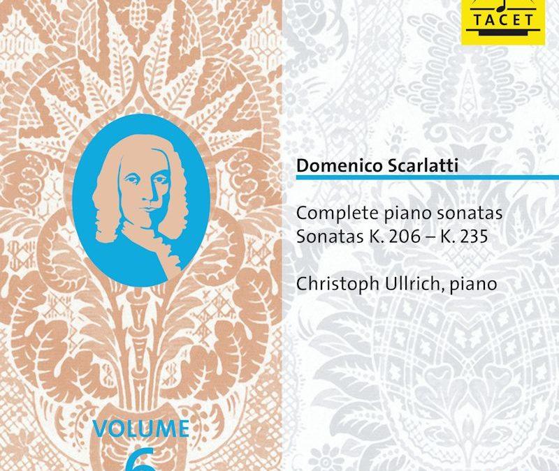 Neue wunderbare Scarlatti CD bei TACET erschienen!